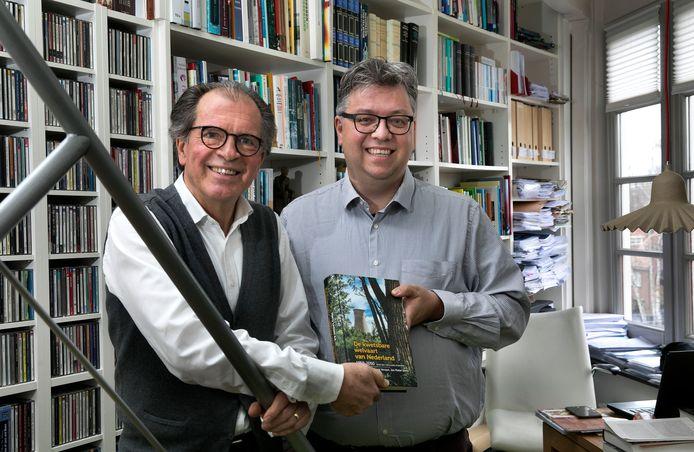 Harry Lintsen (links) en Frank Veraart.