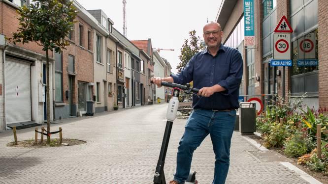 Drie maanden Birdsteps in Sint-Niklaas: meer dan duizend gebruikers, 7.500 ritten per maand en 'slechts' 10 steps verdwenen