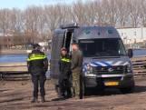 Explosieven Opruimingsdienst maakt 'verdacht goedje' onschadelijk in Den Bosch