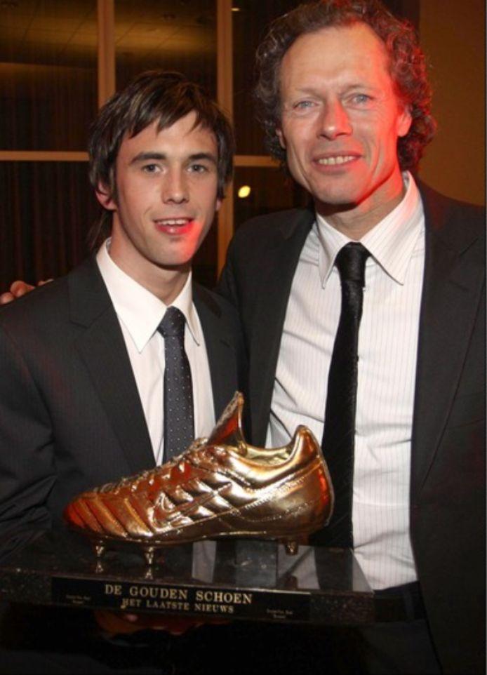 Met Gouden Schoen Steven Defour