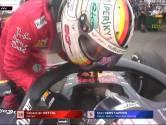 Vettel verontschuldigt zich bij Verstappen voor botsing
