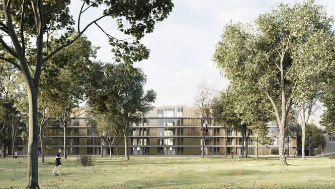 Vastgoedproject Motown Parc gaat van start: 64 appartementen landen aan Scheutbospark