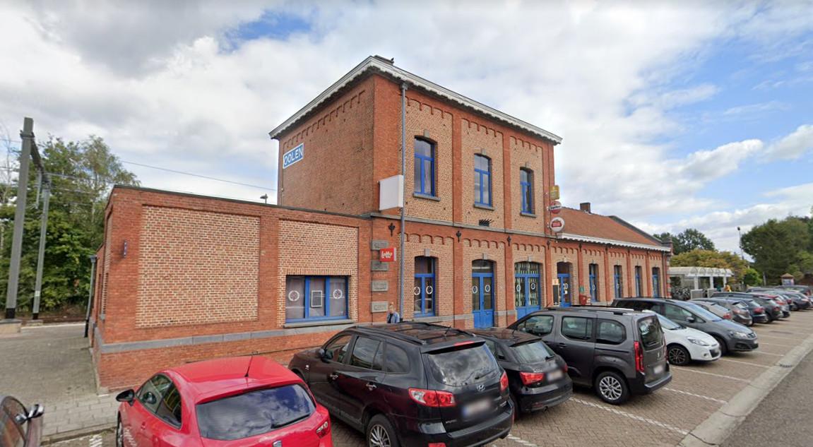 Station Olen