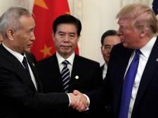 China en VS tekenen 'fase 1' handelsdeal: 'Goed voor beide landen, goed voor de wereld'
