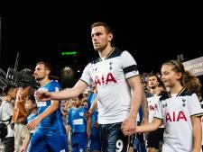 Vincent Janssen revalideert nog steeds bij Spurs