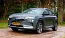 Hyundai levert als enige ook een brandstofcelmodel, deze Nexo
