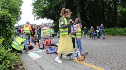 """Eerste schoolstraat van Nijlen aan Sint-Calasanzinstituut: """"Hopelijk volgen er nog"""""""