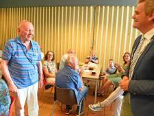 Lintje voor Bon Boys-erelid Gerrit Lammers uit Haaksbergen