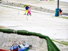 Skihellingen kleuren deze zomer voorgoed groen (maar skiën kan nog gewoon)