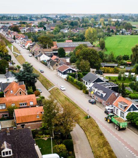 Drie opties voor Randweg om Klaaswaal: 'Er zijn wat mensen geschrokken, maar dat is nu nog niet nodig'