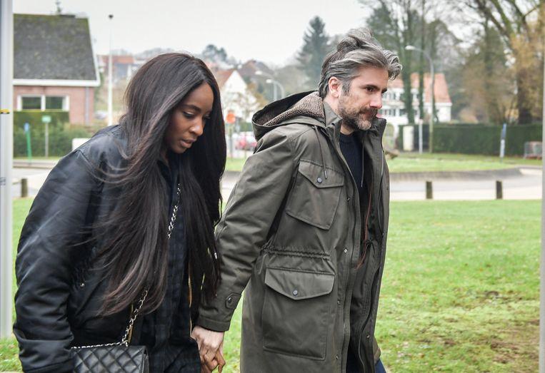 Jeroom en Elodie Ouedraogo.