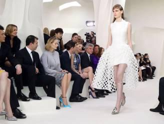Raf Simons bezorgt Dior recordwinst