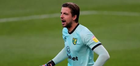 Tim Krul blijft tot 2024 bij Norwich City