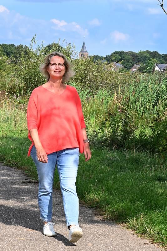 Mariëlle van Zuilen, nummer 2 op de kandidatenlijst van D66 in Land van Cuijk.
