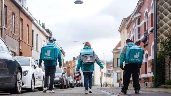 """Deliveroo komt dit jaar nog naar Roeselare: """"Van zodra we voldoende koeriers en restaurants vinden"""""""