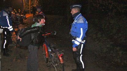 Voorbeeldig resultaat van fietsers: alle gecontroleerde fietsen in orde