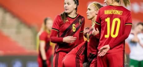 Les Red Flames fixées sur leur parcours en qualifications vers le Mondial 2023