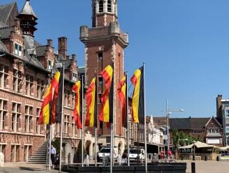 Eeklo steunt Rode Duivels met vlaggen… en speciale Facebookpagina