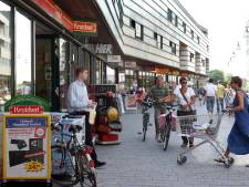 Fietsersbond hekelt stallingsverbod winkelcentrum Stadshagen