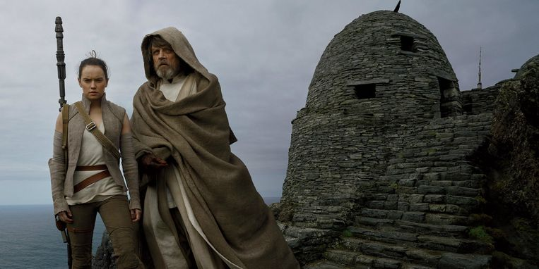 Star Wars: Episode VIII - The Last Jedi Beeld Lucasfilm