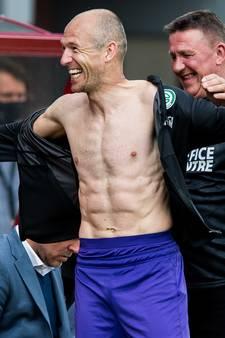 Robben naar EK? Wesley Sneijder ziet het wel zitten: 'Zou sensatie zijn'