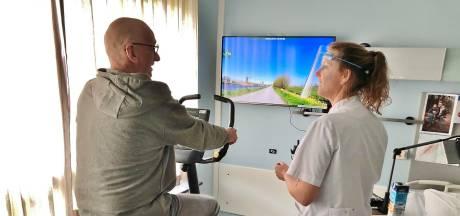 Hometrainers en 'mobiel hospice' voor kankerpatiënten dankzij schenkingen
