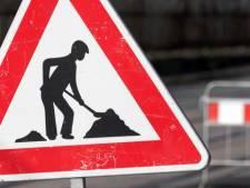 Provinciale weg N834 wordt vanaf vrijdag afgesloten bij Tiel-West