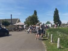 Rhederlaag en Bijland niet preventief afgesloten vanwege drukte