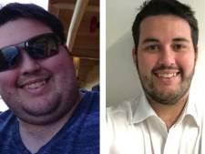 Man verliest 60 kilo in acht maanden door 16 uur per dag niets te eten