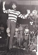 In Hengelo in 1967: Faghm in Koala Beat Club in Deters met zanger Gertie Morsman