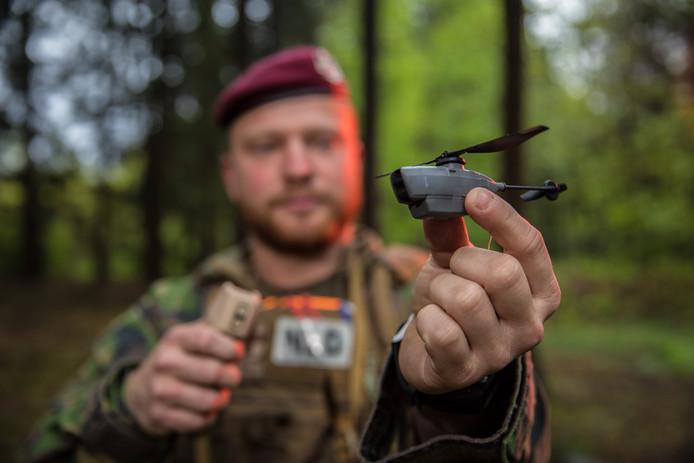 mini-drone Black Hornet