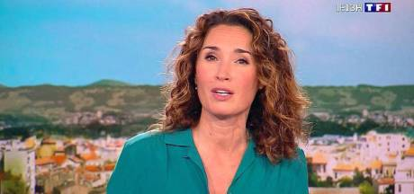 Marie-Sophie Lacarrau atteinte par la Covid, elle ne présentera pas le 13 Heures de TF1