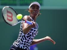 """Le """"come-back"""" de Venus Williams s'arrête en quart de finale"""