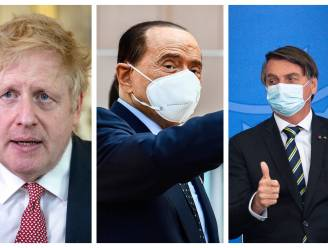 Trump lang niet de eerste leider die besmet raakte met het coronavirus
