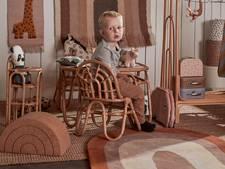 De volwassen kinderkamer: 'Geen roze, maar roest en rabarbertinten'