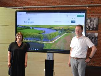 """Polderdorp Sint-Laureins lanceert nieuwe website: """"Sneller en gemakkelijker in gebruik"""""""