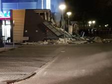 Doetinchem opgeschrikt door explosie van plofkraak: enorme ravage aan de Houtsmastraat