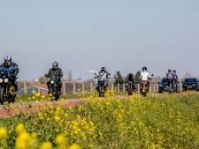 De Hoef houdt hart vast voor duizend motorrijders