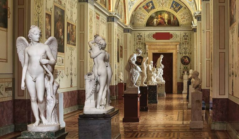Hermitage The Power of Art  Beeld