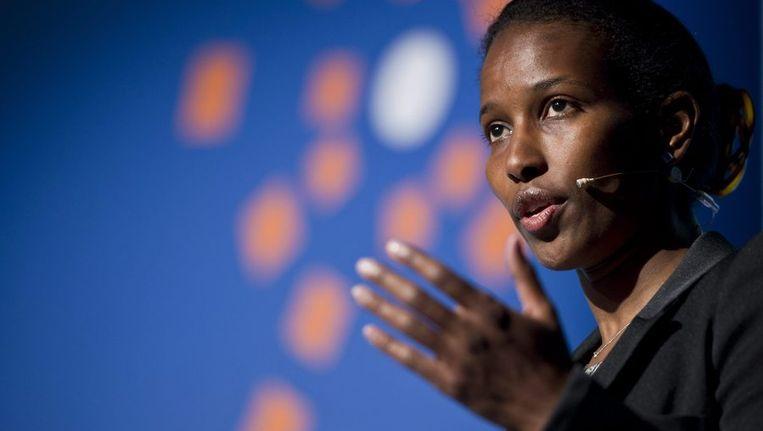 Ayaan Hirsi Ali. Beeld EPA