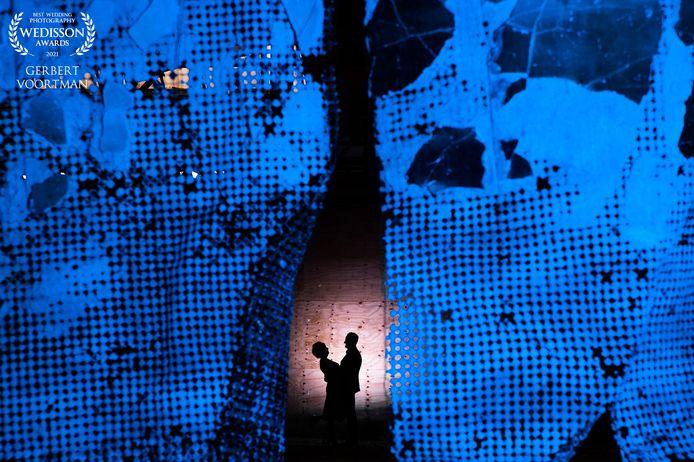 Gerbert Voortman wint Wedisson Award voor bruiloftsfoto van Heidi en Johan.