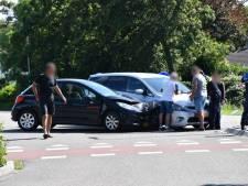 Gewonde bij ongeluk in Burgh-Haamstede