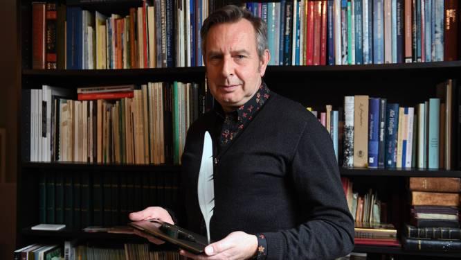 """Frank Ruttens (59) sleept Cultuurprijs Maurits Wynants in de wacht: """"Een hele eer"""""""