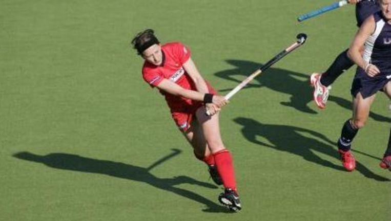 Sofie Gierts won al voor de vijfde keer de Gouden Stick. Beeld UNKNOWN
