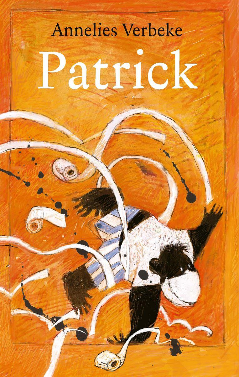 Annelies Verbeke, 'Patrick', Querido, 88 p., 9,99 euro.8+ jaar. Beeld rv