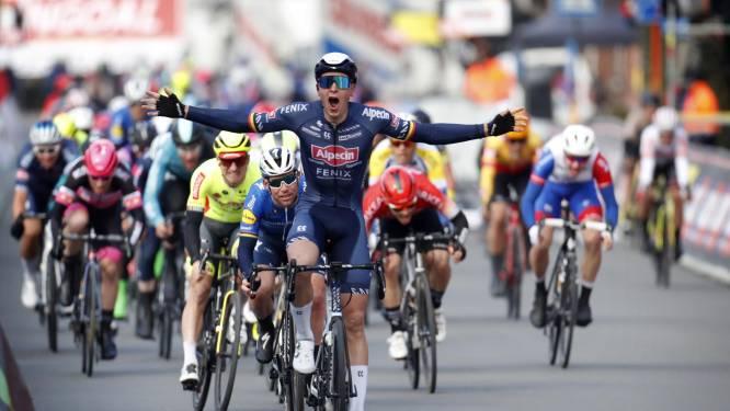 Weer prijs voor Alpecin-Fenix: ijzersterke Tim Merlier vloert Cavendish en wint GP Monseré