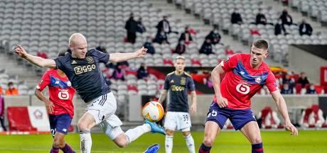 Botman laat hoofd niet hangen: 'Ajax is nog lang niet van ons af'