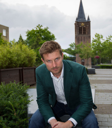 Van den Nieuwenhuijzen stapt op als wethouder in Son en Breugel
