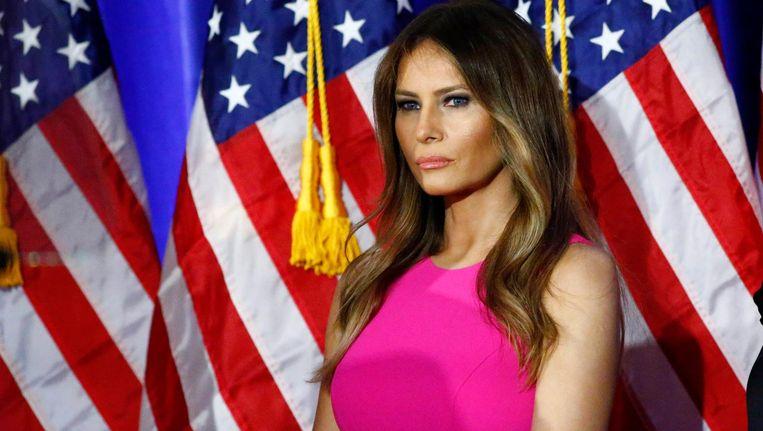 Melania Trump. Beeld afp