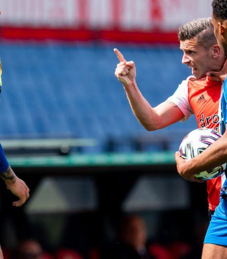 Personele problemen voor Feyenoord tegen Sparta: 'Maar wij zijn de favoriet'